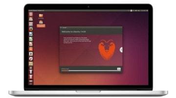 3分以内にMacBookAirでUSBからLinux Ubuntuを起動する方法
