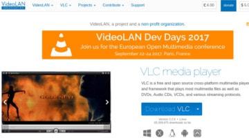 無敵 あらゆる動画、音楽ファイルを再生可能「VLC」Video Lan Client