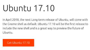 「禁断のOS」Linux Ubuntu17.10がリリース!isoを爆速ダウンロード
