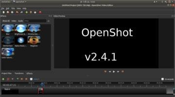 本当にオススメか?ビデオ編集ソフト「OpenShot」の最新版2.4.1レビュー