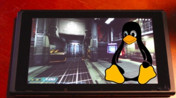 泣く子も黙る大人気のNintendo Switch、「Linux」をぶちこまれる。