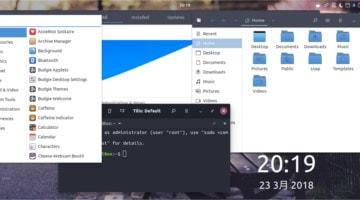 新リリースまで残り33日!Ubuntu 18.04LTS Budgieの中身はいかに?